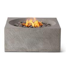 Bonita Fire Table, Slate Gray, Propane