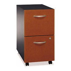 ... - Two-Tone Two-Drawer File Cabinet, Series C - Filing Cabinets