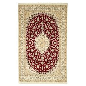 Nain 9La Oriental Rug, Hand-Knotted Classic, 317x200 cm