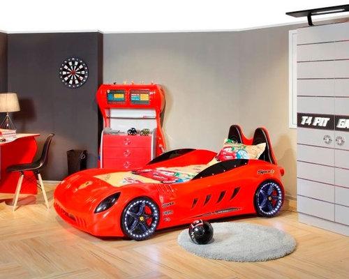 Habios Kids car beds - Kids & Baby Room Accessories
