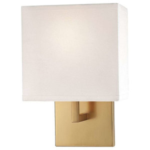 George Kovacs Honey Gold Wall Sconce
