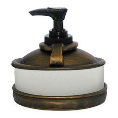 Hammerhein Sm. Dispenser, Black with Copper