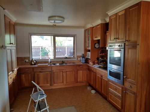 Update Pine Kitchen Ideas
