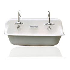 Shop Trough Sink On Houzz