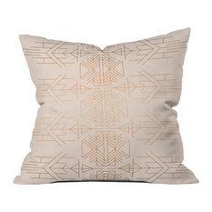 "Holli Zollinger Esprit Throw Pillow, 26""x26"""