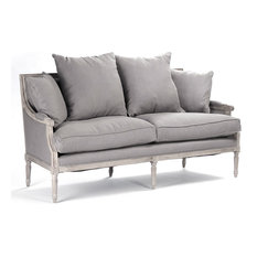 Extra Long Sofas Couches Houzz
