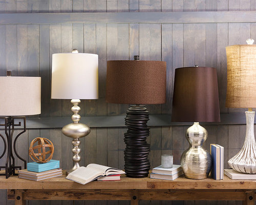 Surya Style - Table Lamps