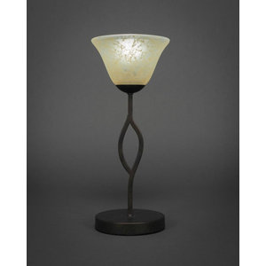 Toltec Company 140-DG-503 Mini Table Lamp