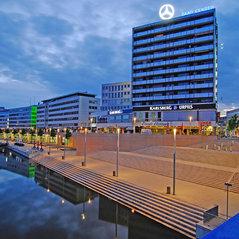 Projekt licht b ro f r lichtgestaltung saarbr cken for Buro design luxembourg