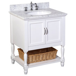 Great Traditional Bathroom Vanities And Sink Consoles by Kitchen Bath Collection