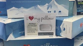 Sleep Never Felt So Good - I love my pillow