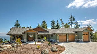 Cascade Custom Home - Viewhaven
