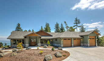Cascade Custom Home - Viewhaven