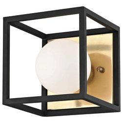 Contemporary Bathroom Vanity Lighting by Hudson Valley Lighting