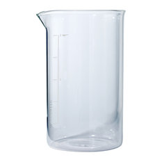 Aerolatte Borosilicate Glass 5 Cup Replacement Beaker for #065 French Press