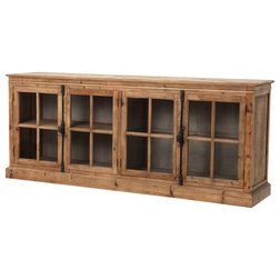 Rustic Buffets And Sideboards by World Bazaar Outlet