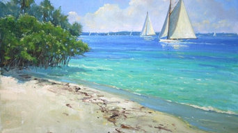 CLASSIC SAILING paintings by Brad Betts