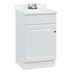 Superbe RSI Home Products   Rsi Home Products Richmond Bathroom Vanity Cabinet With  Top, Fully Assembled