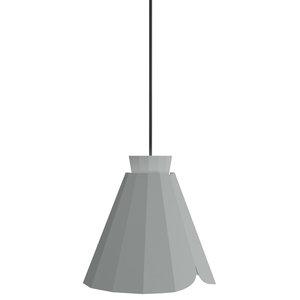 Ankara Pendant Light, Grey, Medium