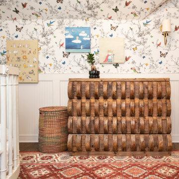 Eclectic Fairway Manor