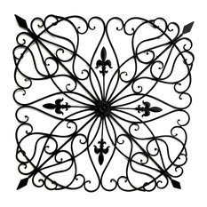 Square Metal Wall Art traditional metal wall art | houzz