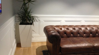 Wainscoting Wall Panels