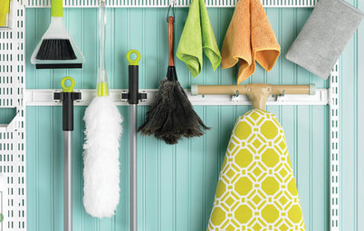Post-KonMari: How to Organize Your Cleaning Supplies