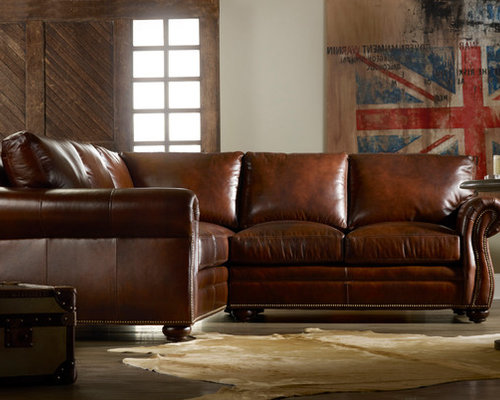 Leather Sofas U0026 Leather Living Room Sets Part 71