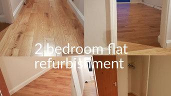 2 bedroom flat refurbishment