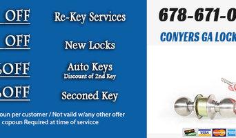 Conyers locksmith