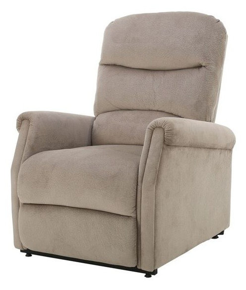 Alan Fabric Lift Up Recliner Chair Traditional Lift