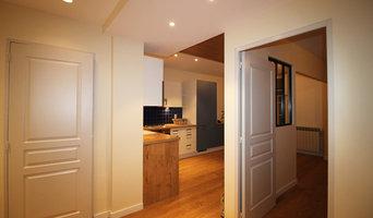 Rénovation appartement T4 à STRASBOURG