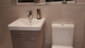 Supply of bathroom furniture and tiles