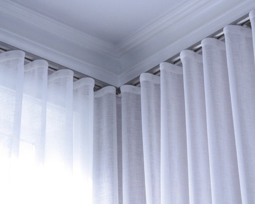 Ripplefold Drapery Houzz