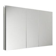 "Fresca 50""x36"" Bathroom Medicine Cabinet With Mirrors"