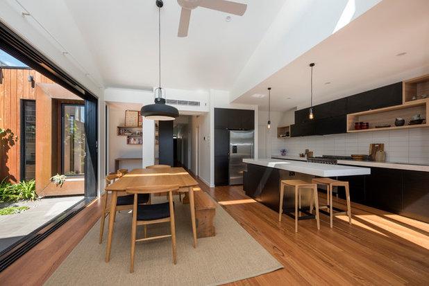 World of design 14 award winning australian homes for Modern house plans under 200k to build