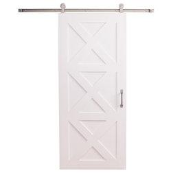 Transitional Interior Doors by Artisan Hardware