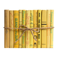 Decorative Books, The Midcentury Yellow ColorPak