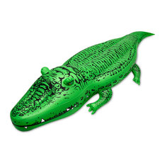 GoFloats BigAl' Giant Inflatable Alligator, Premium Quality, Over 11' Long