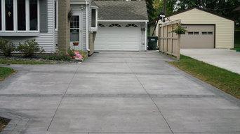 Concrete Construction & Design