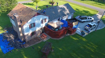 Roofing and Siding Projects