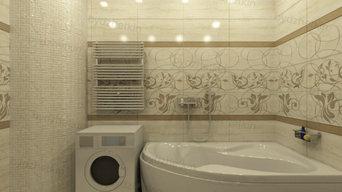 Ремонт ванной комнаты в Митино