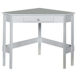 Transitional Desks And Hutches by Pilaster Designs