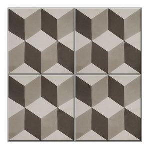 Adam Pattern Tiles, Set of 12