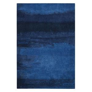 Calvin Klein Luster Wash SW18 Rug, Indigo, 91x152 cm