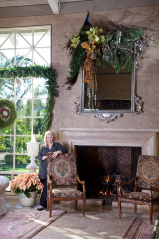 L U X E entertaining | fine florals & holiday design