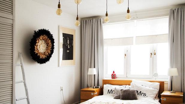 Современный Спальня by Baranova Dasha Architect