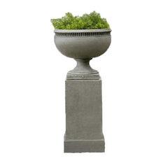 Campania International Cast Stone Wburg Tayloe House Urn