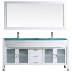 Contemporary Bathroom Vanities And Sink Consoles by Modern Bath House