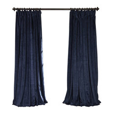 50 Most Popular Blue Velvet Curtains And Drapes For 2018